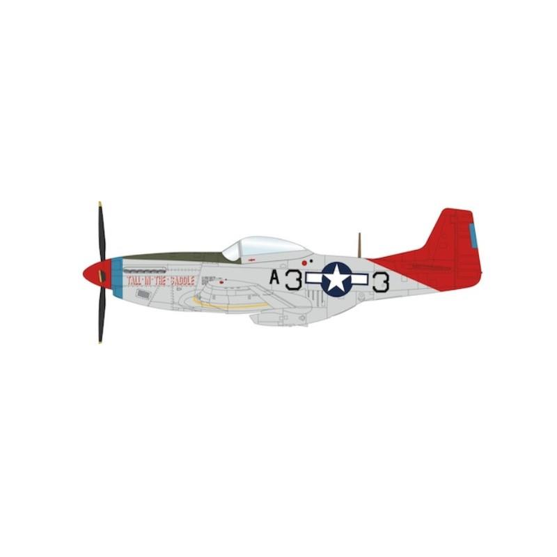 Product Photo of 29885 - P-51D Mustang Diecast Model
