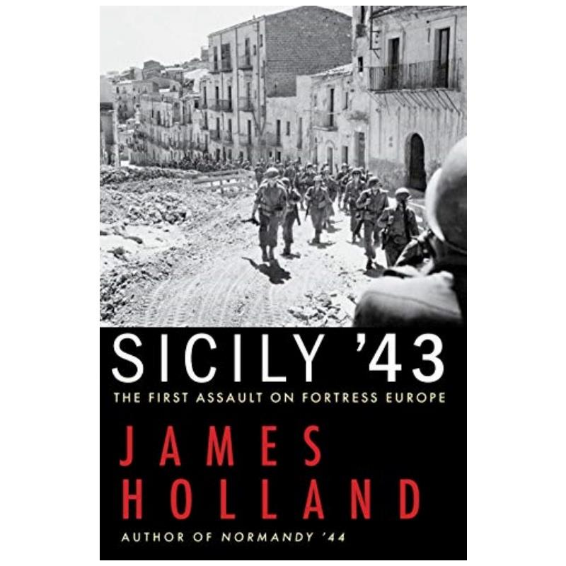 Product Photo of 29895 - Sicily '43: The Assault on Fortress Europe