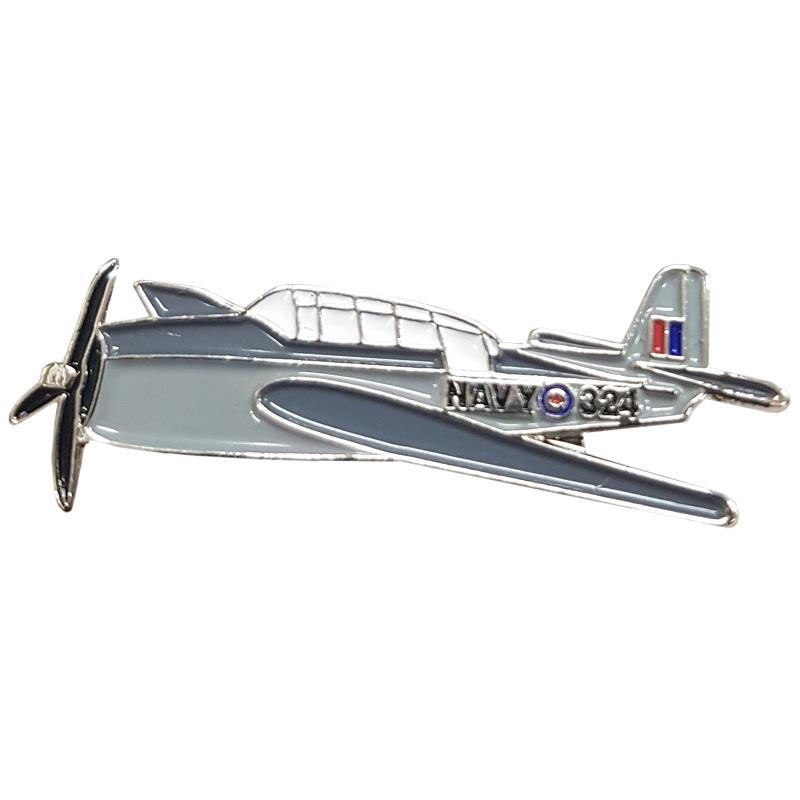 Product Photo of 29918 - Grumman Avenger AS.3 Lapel Pin
