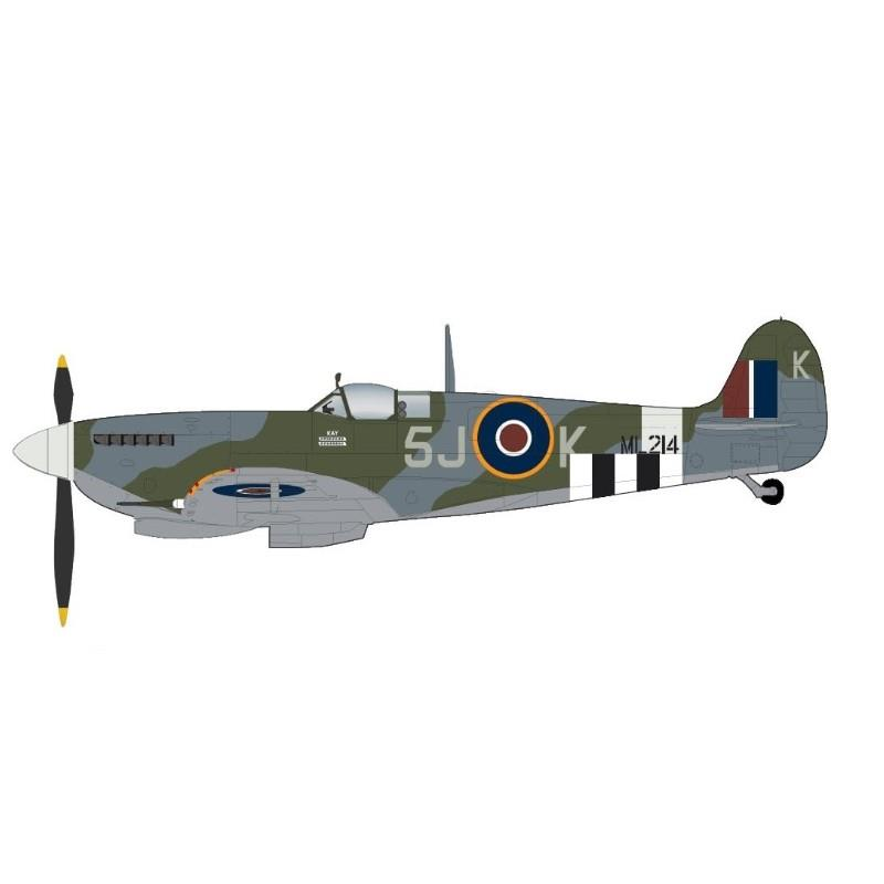 Product Photo of 29951 - Spitfire Mk.IXc, Sqn. Ldr Johnny Plagis Diecast Model
