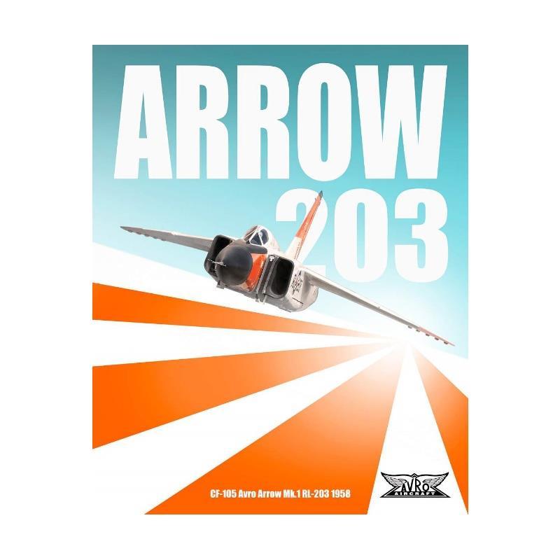 Product Photo of 29961 - Avro Arrow Graphic Print