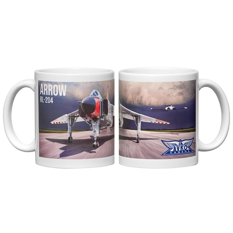 Product Photo of 29963 - Avro Arrow 'Final Flight' Mug