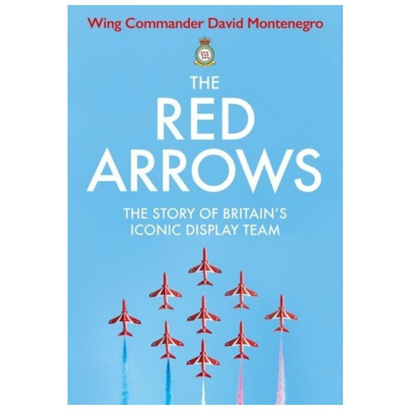 Product Photo of 29972 - The Red Arrows: The Story of Britain's Iconic Display Team Hardcover – June 29 2021