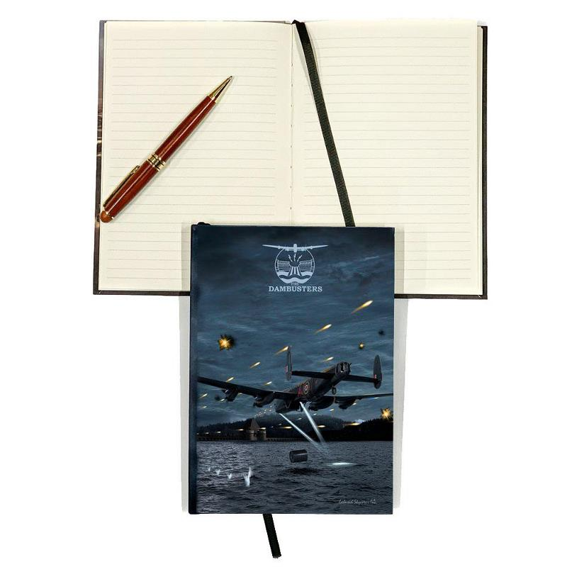 Product Photo of 29978 - The Dambusters (Avro Lancaster) Hard Cover Journal