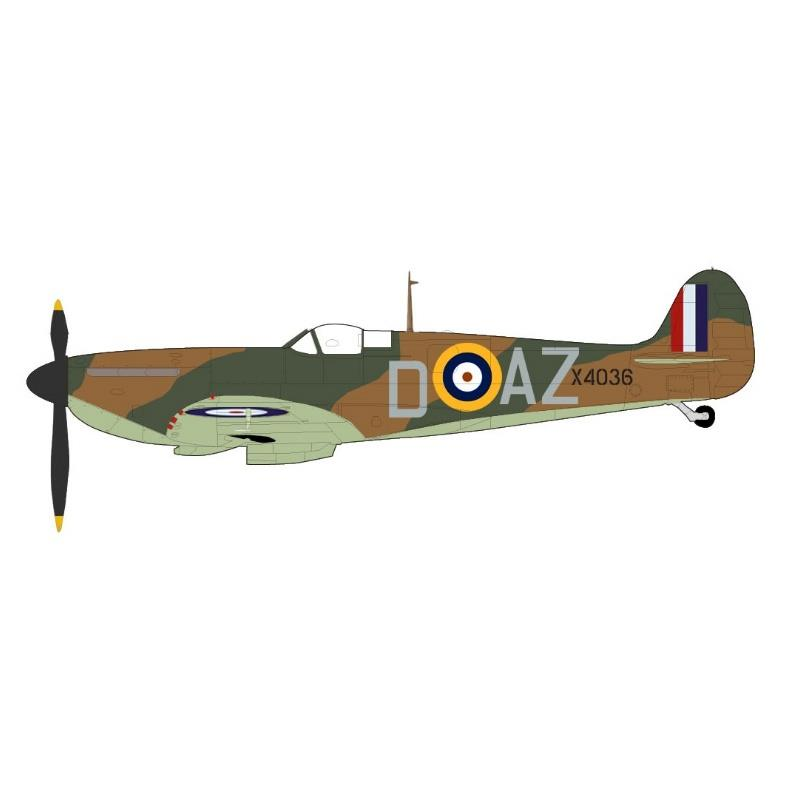 """Product Photo of 29997 - Spitfire Mk.I """"Battle of Britain, 234 Squadron RAF, 1940, Diecast Model"""
