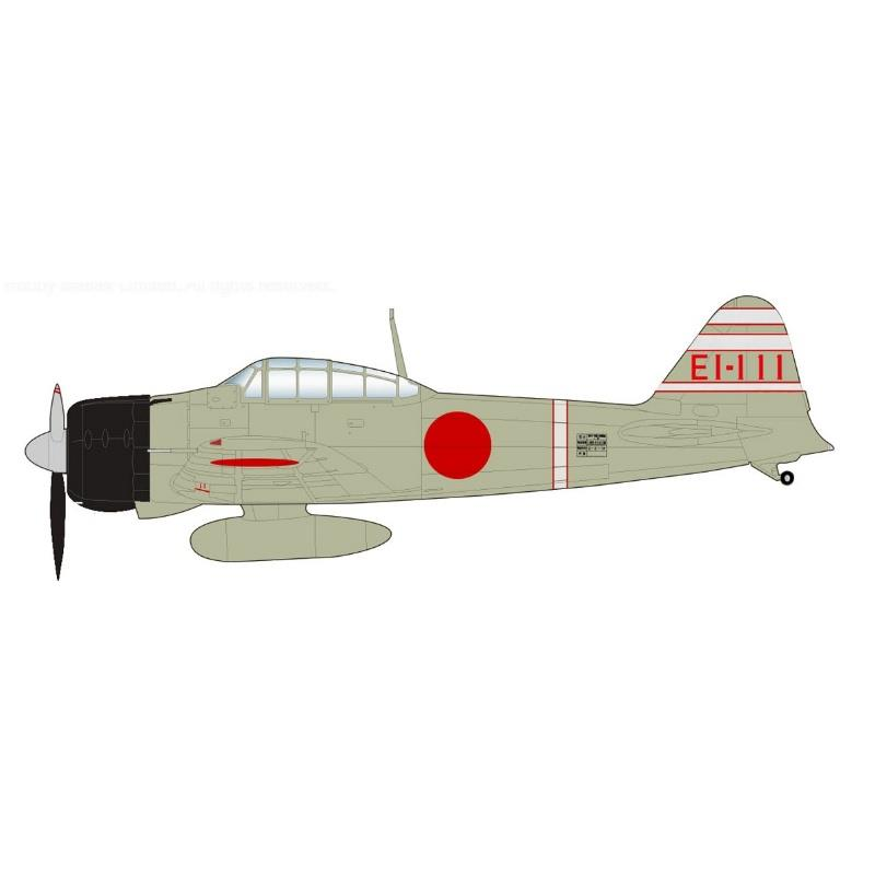Product Photo of 30001 - A6M2 Zero Type 21, Hoashi, Pearl Harbour, 1941, Diecast Model
