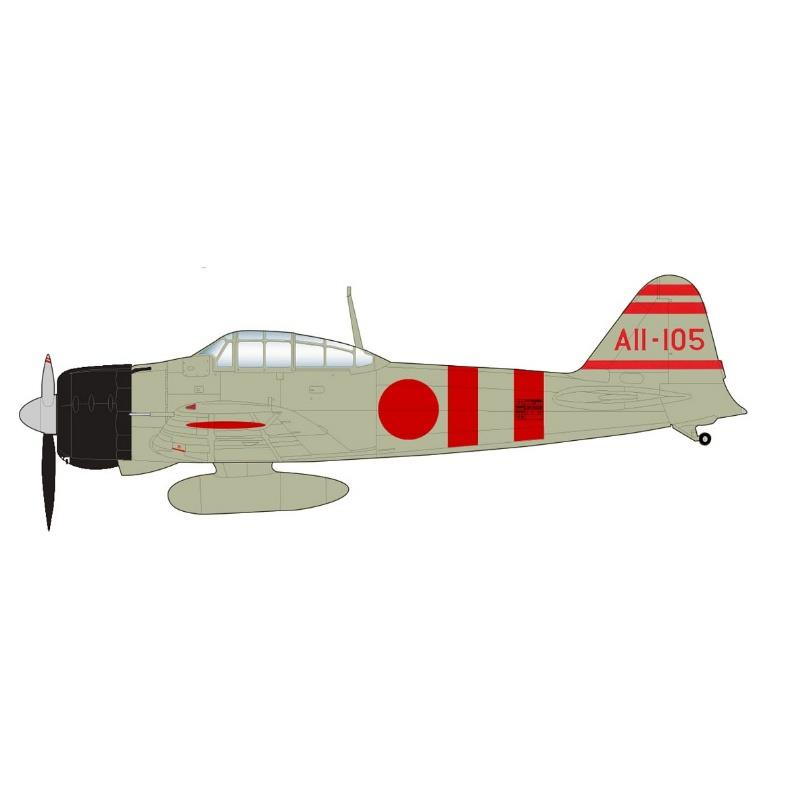 Product Photo of 30002 - A6M2 Zero Type 21, Shiga, Pearl Harbour, 1941, Diecast Model