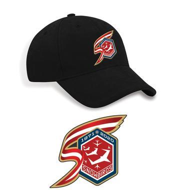 Product Photo of 30008 - Snowbirds 50th Anniversary Ball Cap