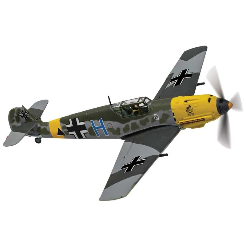 Product Photo of 30019 - Messerchmitt Bf109E-4. Luftwaffe, Eastern Front, Diecast Model