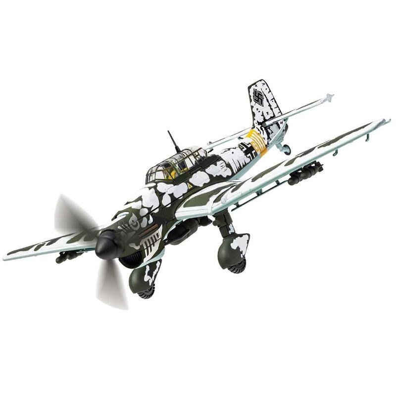 "Product Photo of 30021 - Ju-87B-2 Stuka, Immelmann, ""Ghost Bones"", Diecast Model"
