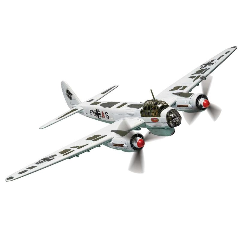 Product Photo of 30023 - Junkers JU-88, Luftwaffe 8/KG 76, Russia, Diecast Model