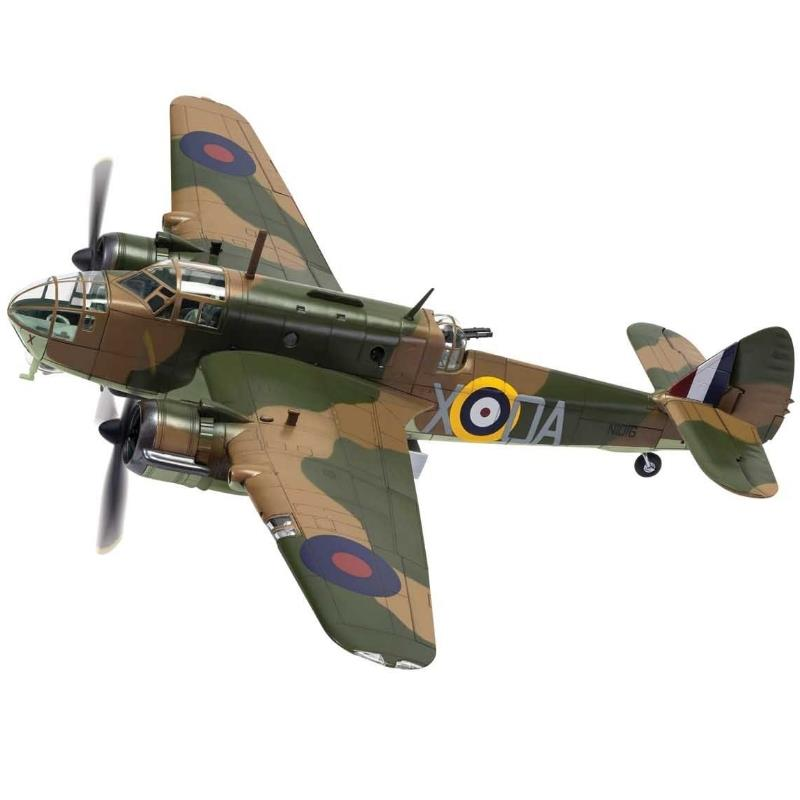 Product Photo of 30024 - Beaufort Mk.I RAF No 22 Sqn, Kenneth Campbell, Diecast Model
