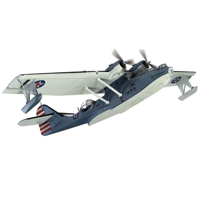 Product Photo of 30025 - PBY-5 Catalina, Pearl Harbor, Dec 7, 1941, Diecast Model