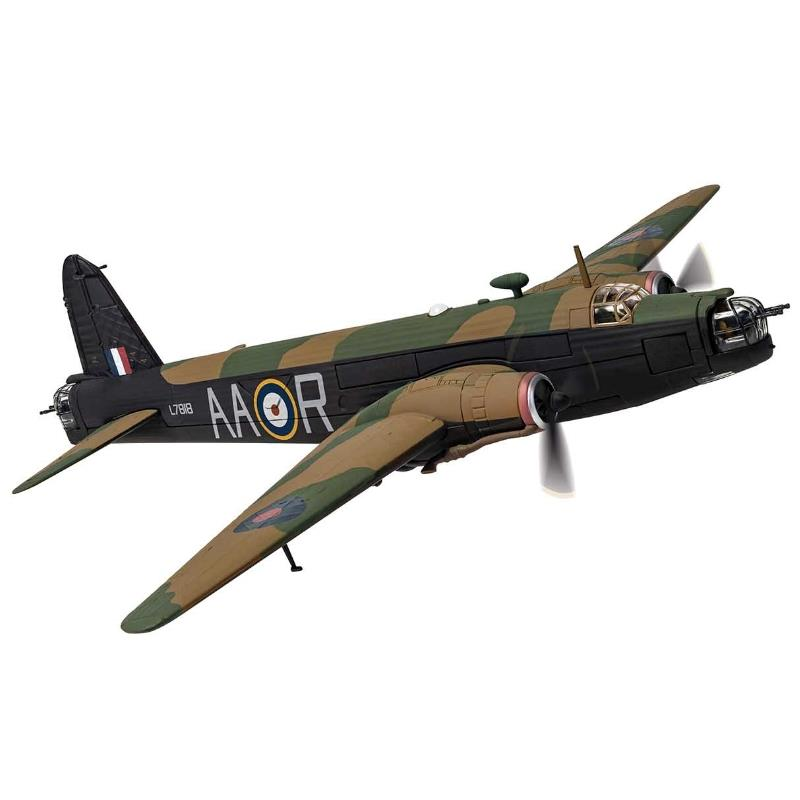 Product Photo of 30029 - Vickers Wellington, RAF 75 Sqn, James Allen, Diecast Model