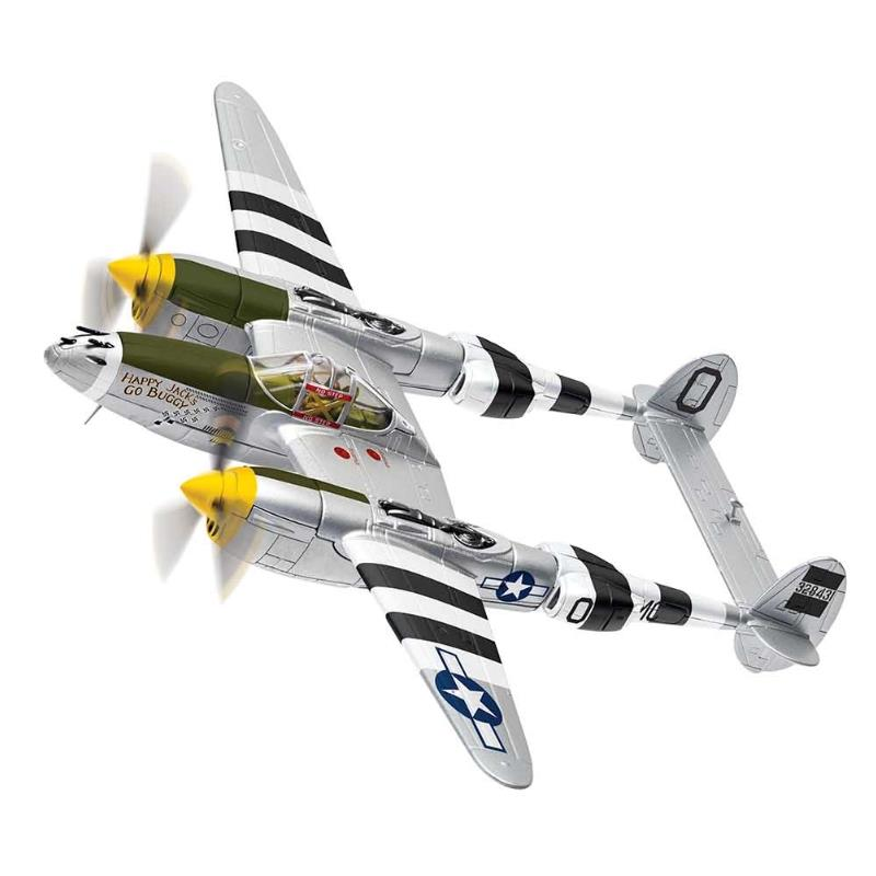 Product Photo of 30032 - P-38J Lightning, 'Happy Jacks Go Buggy', 1944, Diecast Model