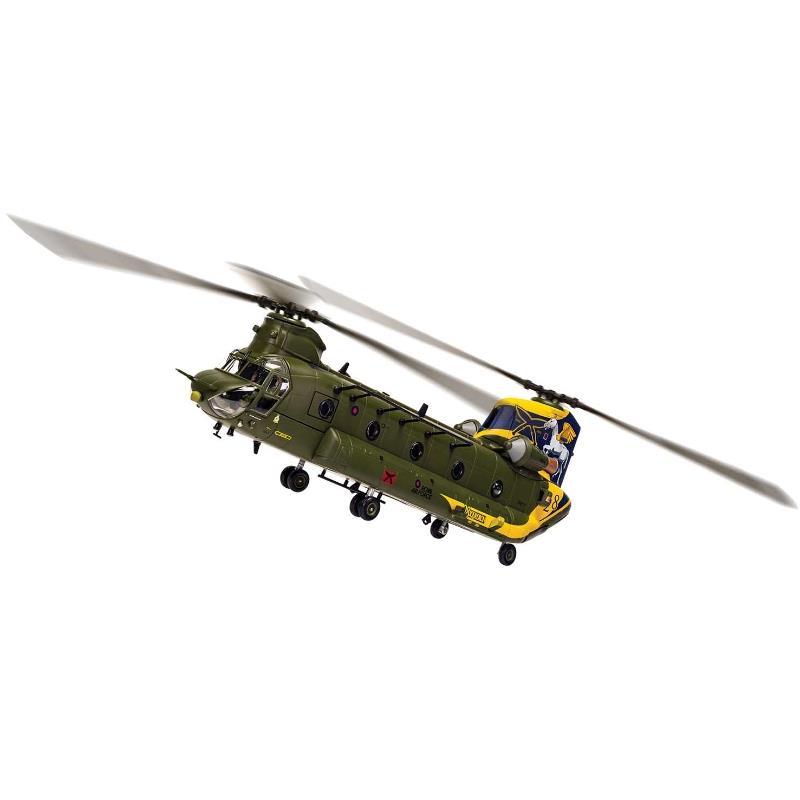 Product Photo of 30037 - Chinook HC. Mk.4, RAF 100 Yrs Anniversary Scheme, Diecast Model