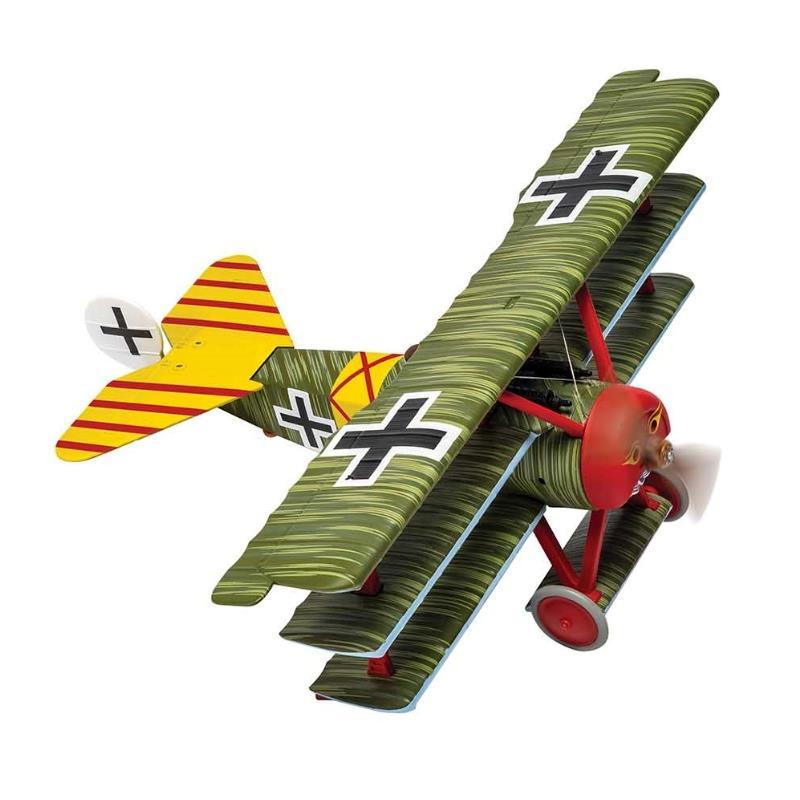 Product Photo of 30039 - Fokker DR.1, JG1 Flying Circus, Werner Steinhauser, Diecast Model