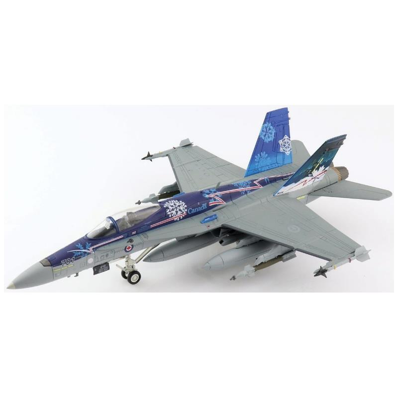 Product Photo of 30041 - CF-188A Hornet, RCAF 2012 Demo Team, 'True North Strong and Free', Diecast Model