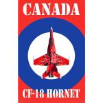 Photo of 30049 - Canadian Hornet Graphic Print