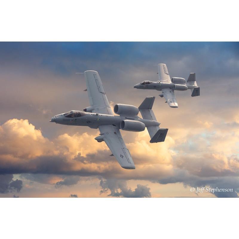 Product Photo of 30057 - A-10 Warthog Print