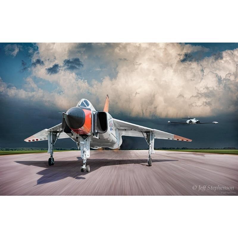 Product Photo of 30058 - Avro Arrow 'Final Flight', Print