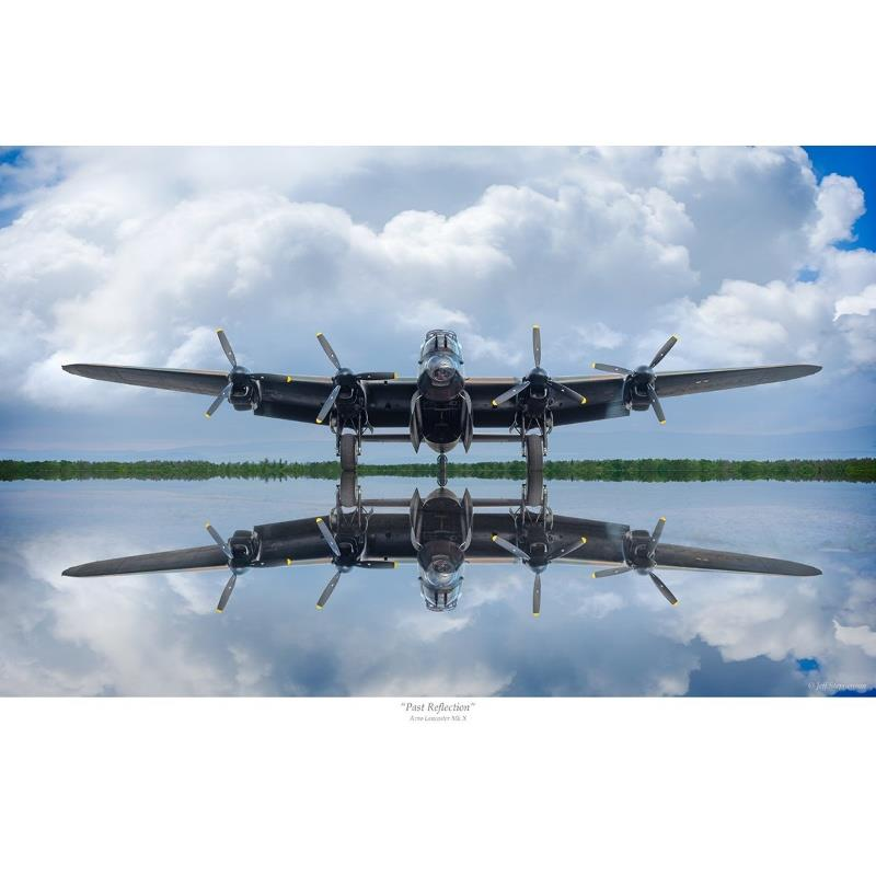 Product Photo of 30068 - Past Reflections, Lancaster Print