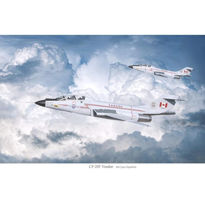 Product Photo of 30073 - Voodoo Lynx Squadron Print