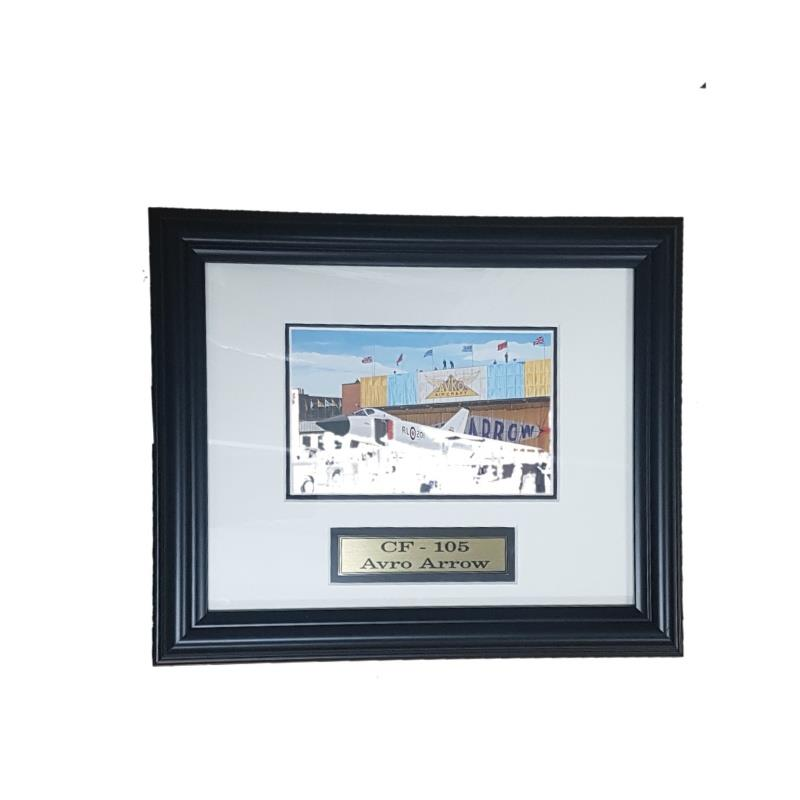 Product Photo of 30081 - Avro Arrow 201 Framed Print