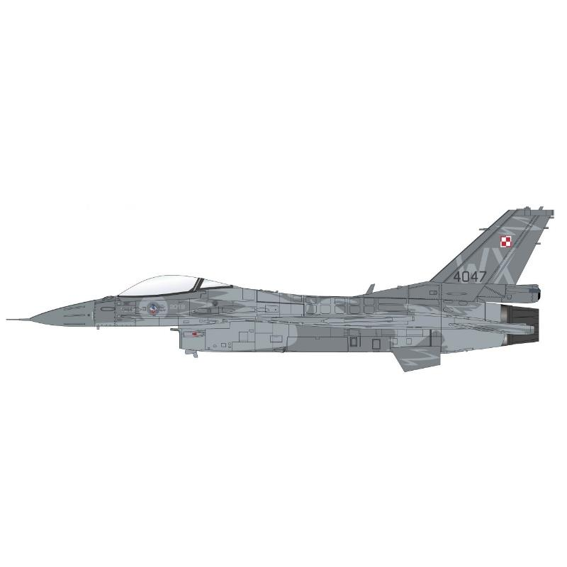 Product Photo of 30083 - F-16C Raven, 100th Anniversary, Polish Air Force, 2019, Diecast Model