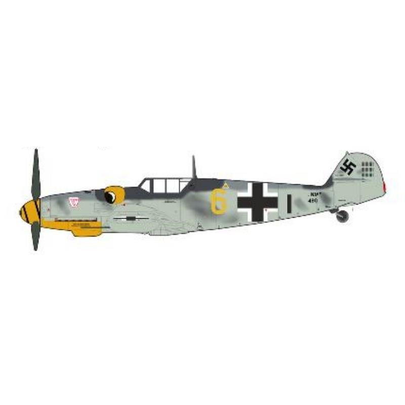 Product Photo of 30088 - Bf-109 G-6, Alfred Surau, 1943, Diecast Model