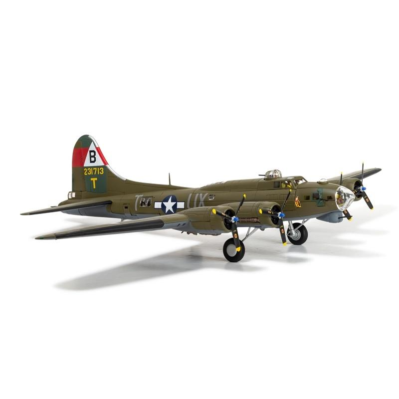 Product Photo of 30110 - B-17G Flying Fortress, 327th BS, RAF, Diecast Model