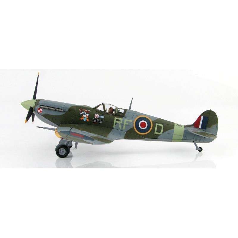 Product Photo of 30113 - Spitfire Vb, Jan Zumabch, 303 Polish Sqn, 1942, Diecast Model