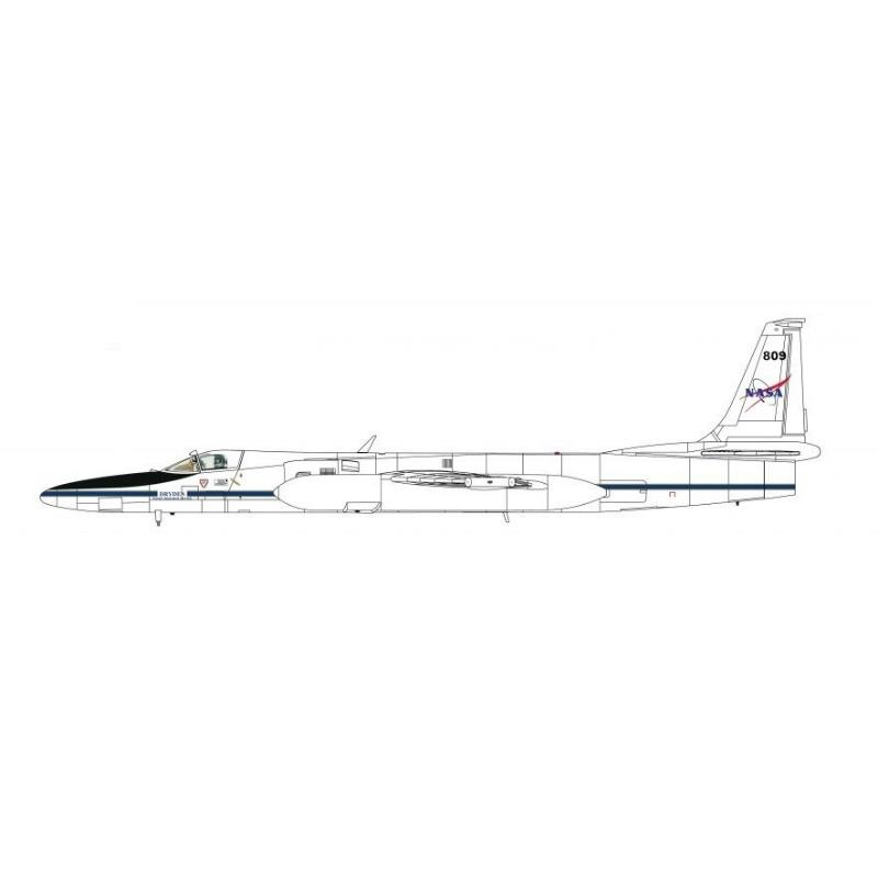 """Product Photo of 30116 - Lockheed ER-2 """"High Altitude Research Aircraft"""" 809,  NASA,1999 Diecast Model"""