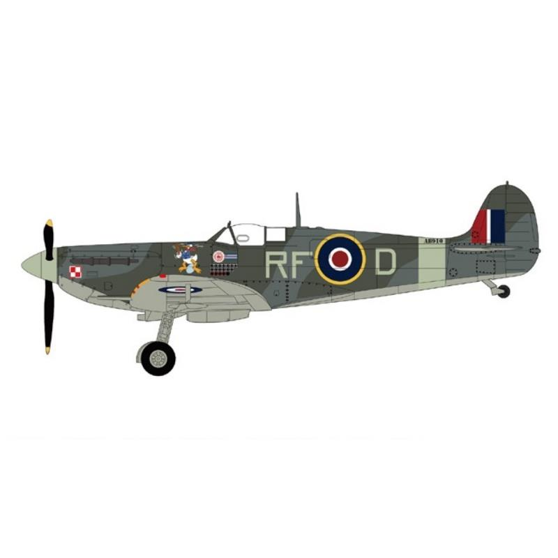Product Photo of 30130 - Supermarine Spitfire Mk V, Kemble Airshow 2011 Diecast Model