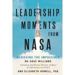 Photo of 30145 - Leadership Moments from NASA, Hardcover Book