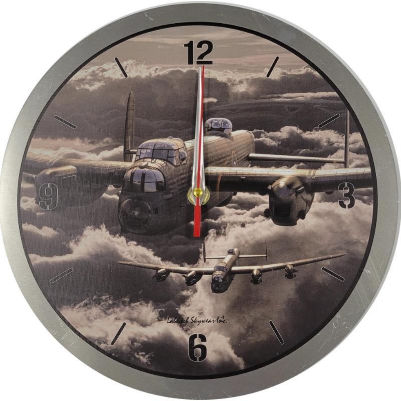 Product Photo of 30198 - Avro Lancaster Metal Clock