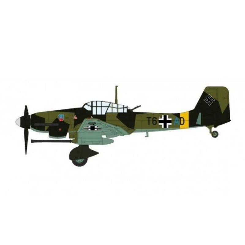 Product Photo of 30261 - Ju 87G-1 Stuka, Eastern Front, WWII Diecast Model