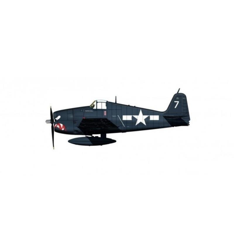 """Product Photo of 30265 - F6F-5 Hellcat """"Paper Doll"""", October 1944 Diecast Model"""