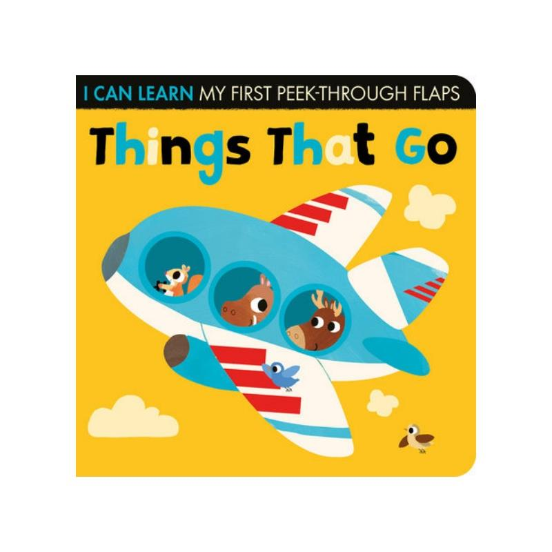 Product Photo of 30393 - Things That Go - Kids Book