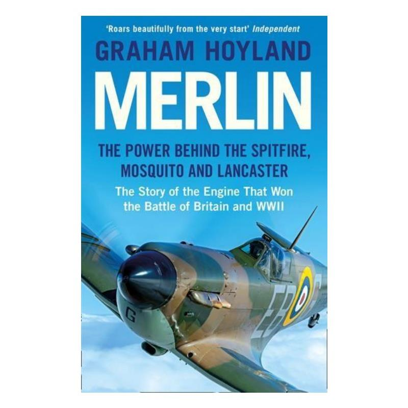Product Photo of 30404 - Merlin: The Power Behind The Spitfire, Mosquito, and Lancaster