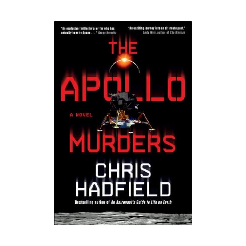 Product Photo of 30417 - The Apollo Murders Book