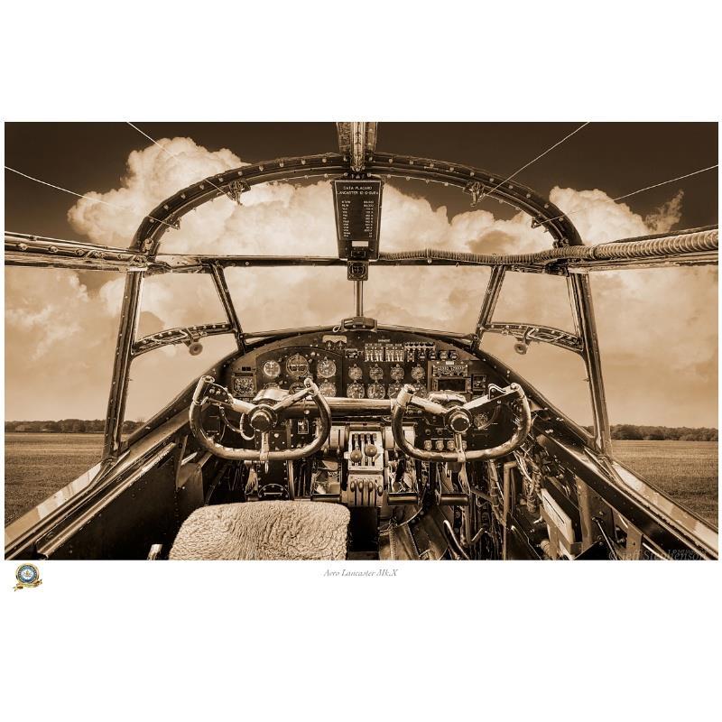 Product Photo of 30488 - Cockpit Series - Avro Lancaster