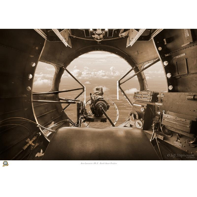Product Photo of 30489 - Cockpit Series - Avro Lancaster Bomb Aimer