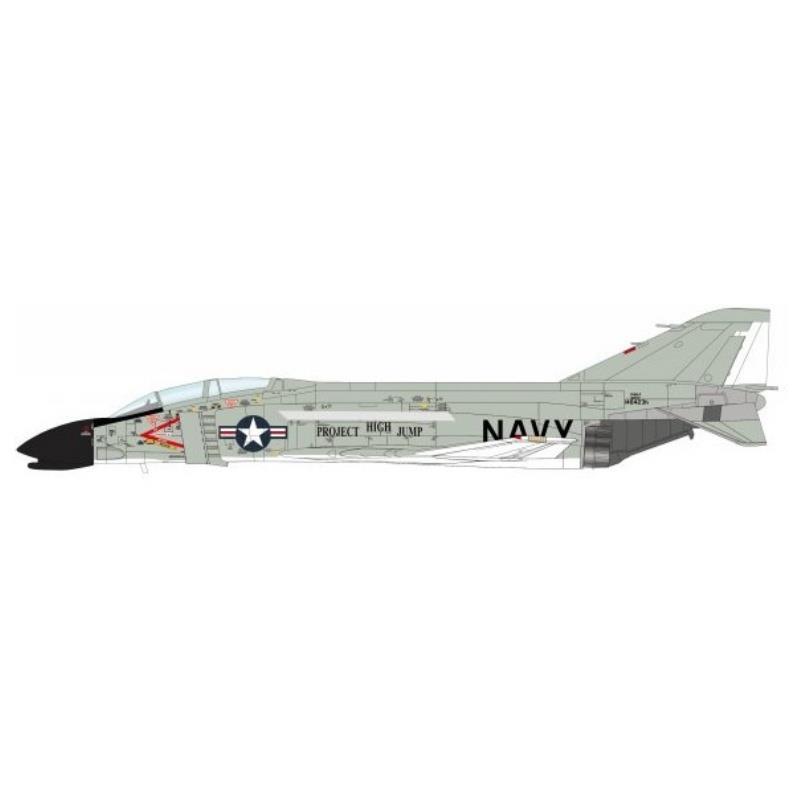 Product Photo of 30494 - F-4h-1 Phantom II, Diecast Model