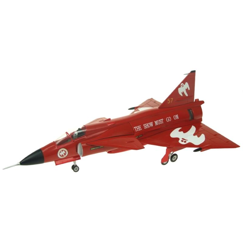 Product Photo of 25257 - Saab Viggen AJS37 10-57, Flygvapnet, Diecast Model