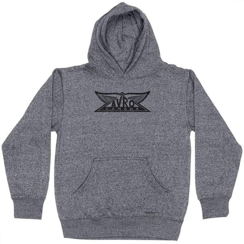 Product Photo of AVROCANADAHOODIE - Avro Canada Marled Hoodie