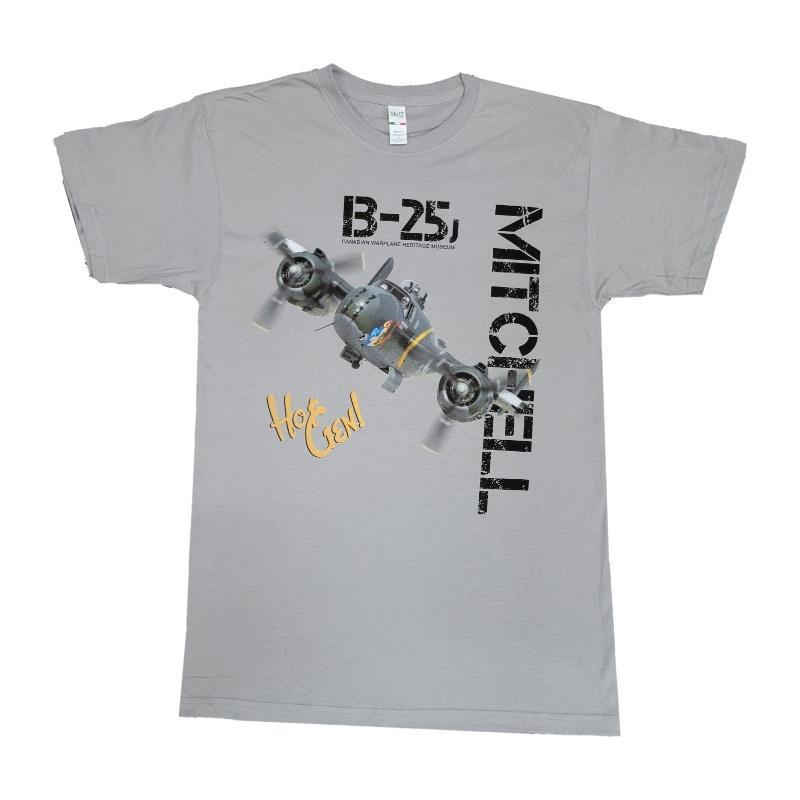 Product Photo of B-25-MITCHELL-SHIRT - B-25 Mitchell T-Shirt