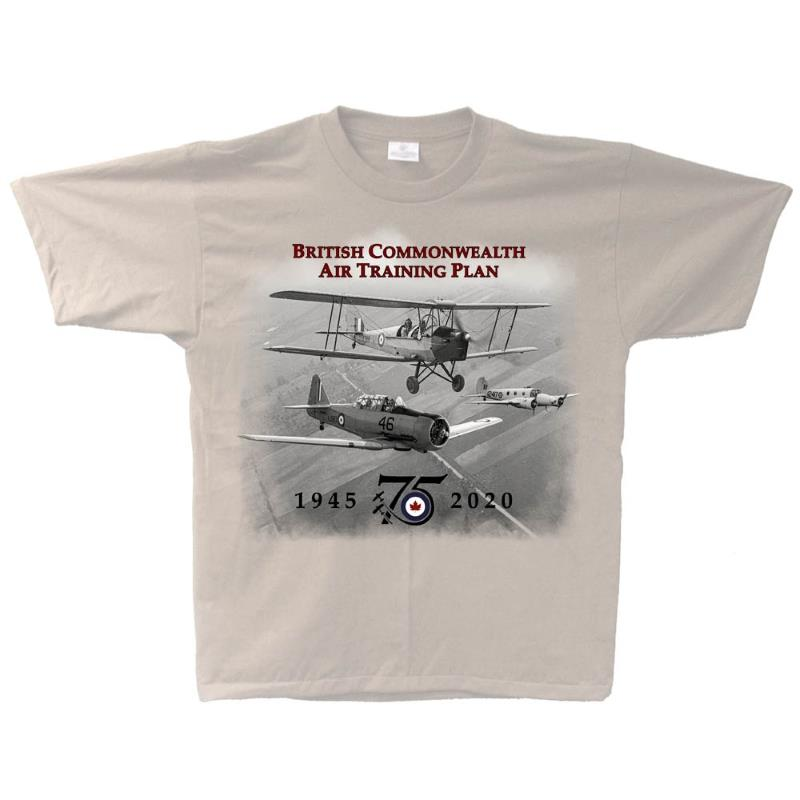Product Photo of BCATP75TH - BCATP 75th Anniversary Sand T-Shirt