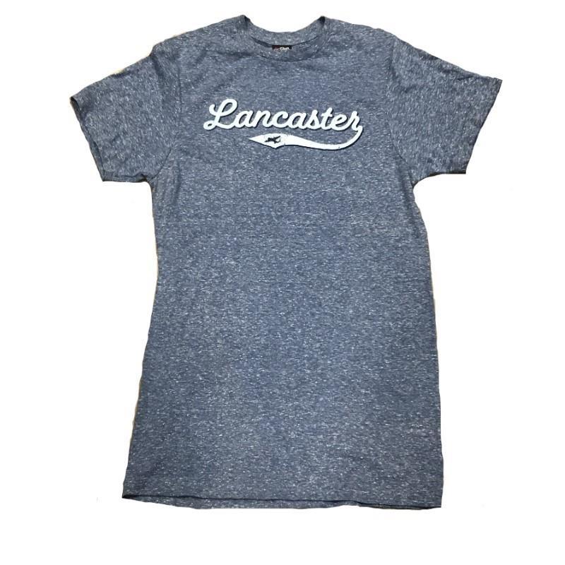 Product Photo of BLUE-LANC-BASEBALL-TEE - Royal Blue Lancaster Baseball T-Shirt