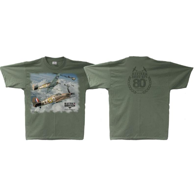 Product Photo of BOBHAWKERHURRICANE - Battle of Britain 80th Anniversary Hawker Hurricane